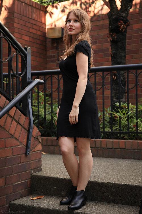 359d189f2 Aritzia TNA Inland dress in black size XS (newer Inland dress here)