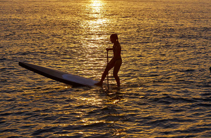 Stand up paddle Valle de Bravo