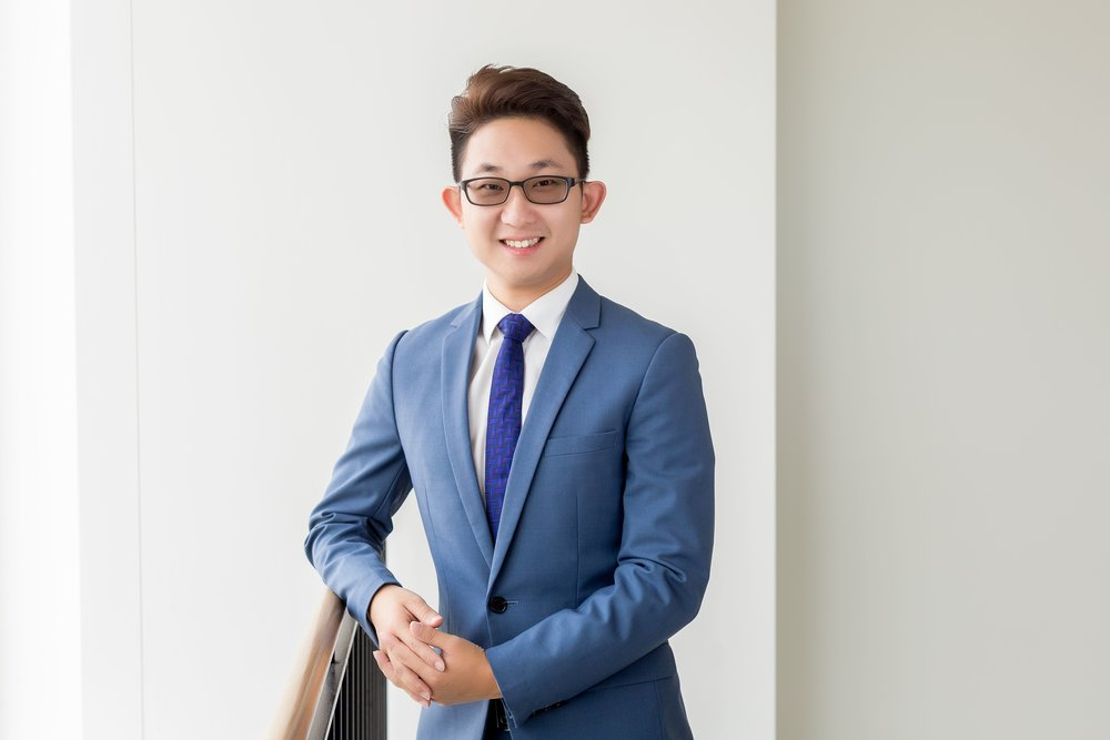 Samuel Ho - President