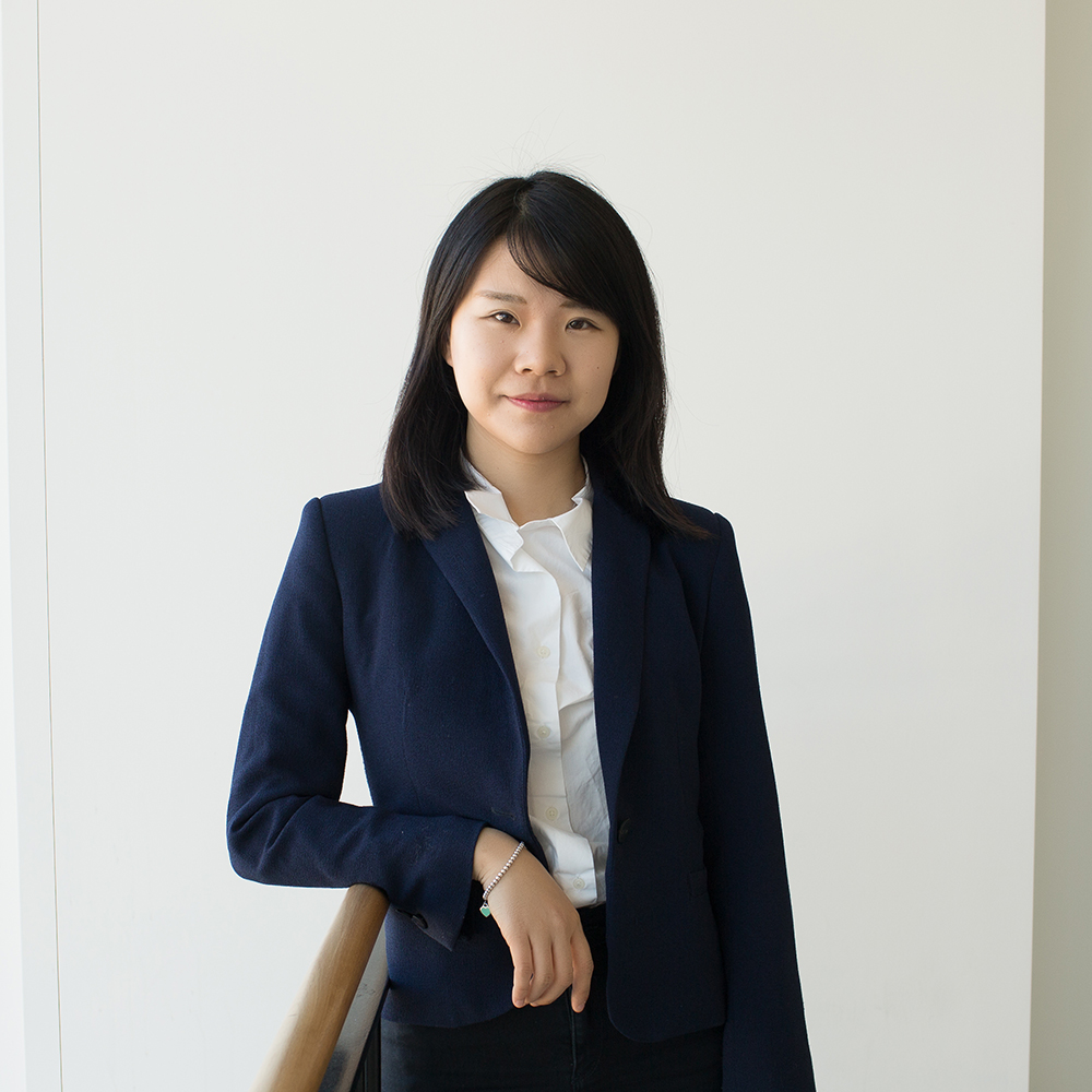 Connie Zhang Event Logistics Manager