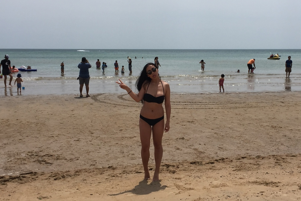 Mount Martha Beach, Bikini: ASOS