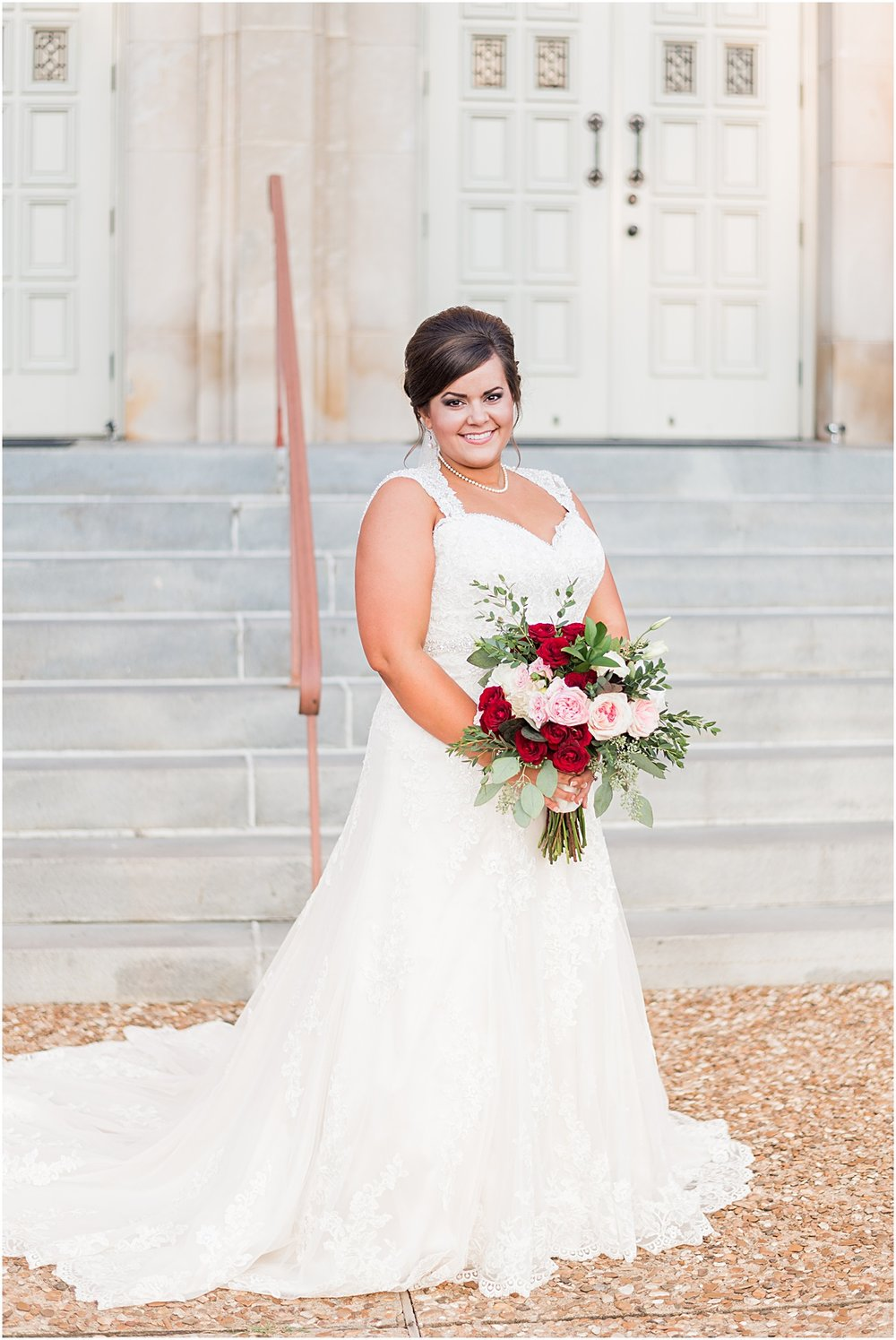 Subiaco Abbey Arkansas wedding photographer