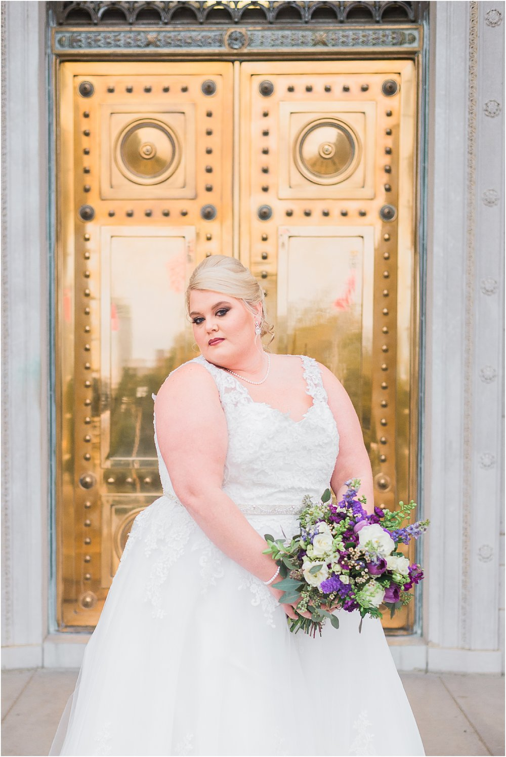 Arkansas State Capitol wedding photographer
