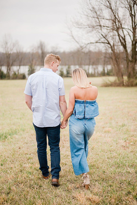 Fayetteville, Arkansas engagement session