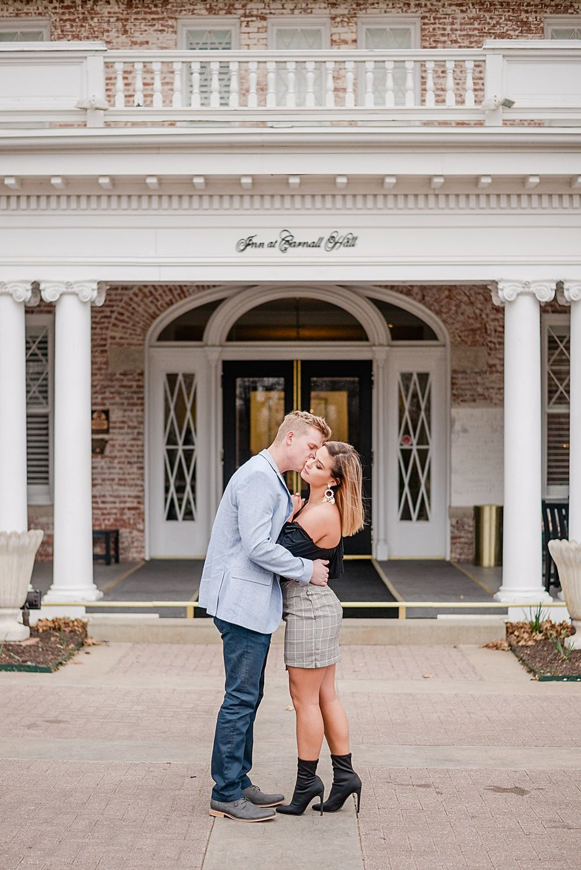 U of A engagement photos