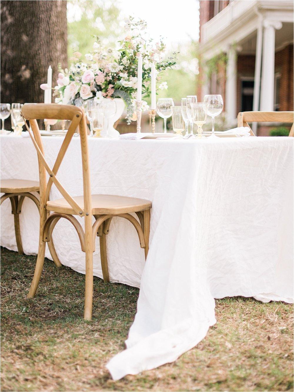 Garden Wedding | Little Rock, Arkansas | Inspiration Shoot