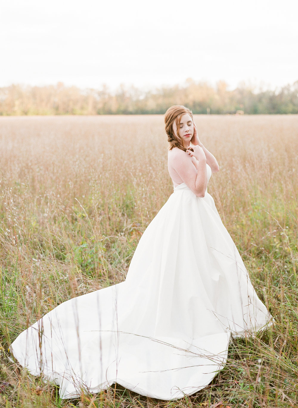 Fall Wedding Little Rock Arkansas Wedding Photographer
