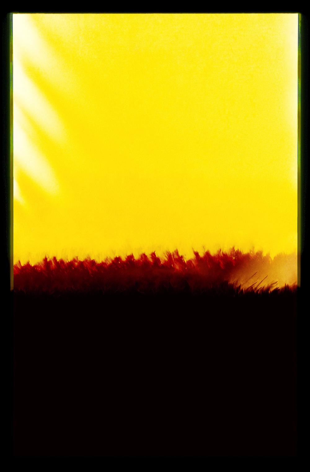 Endings - Kodachrome 64, No. 0A. 17/07/1970