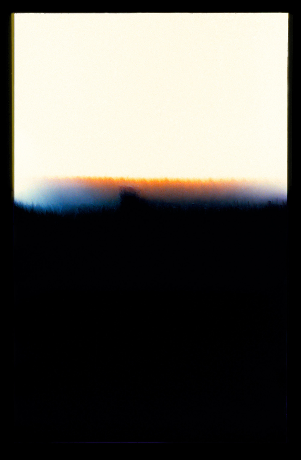 Endings - Fujichrome, No.0A. 29/01/1987