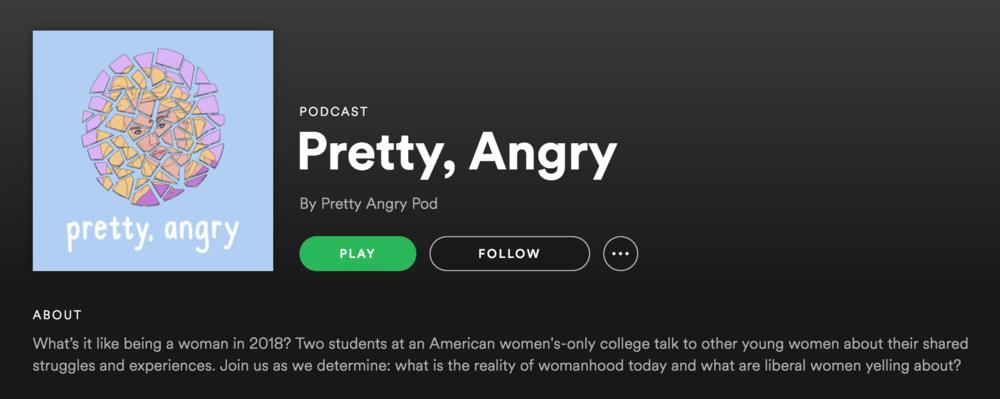 Spotify Page