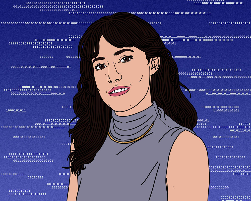 Flori Marquez, Co-Founder & VP of Operations at BlockFi