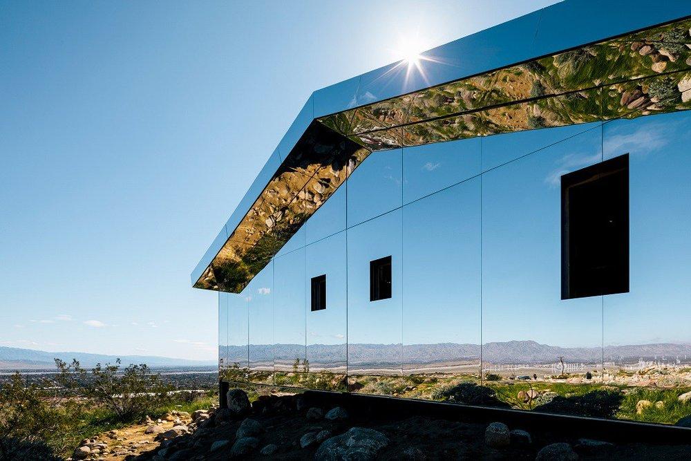 doug-aitken-mirage-mirrored-sculpture-cabin-palm-springs-california-2.jpg