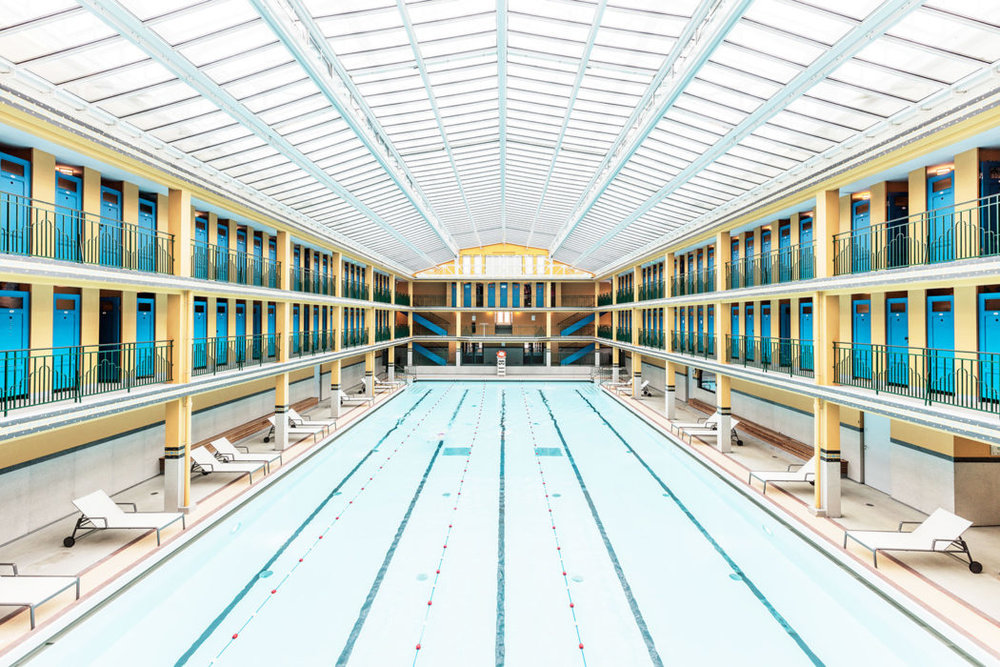 Molitor Pool (Inside)