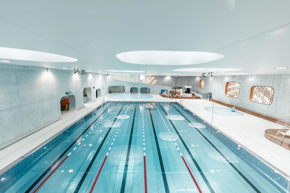 Aqua Zena Pool