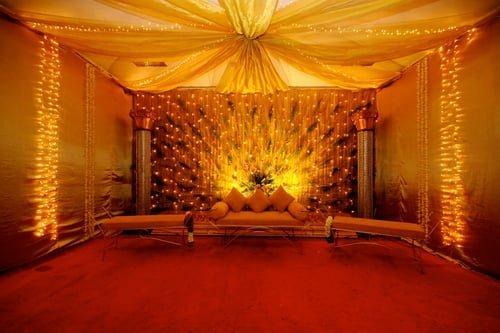 Wedding Decoration Alamu Hall Balaji Decorators