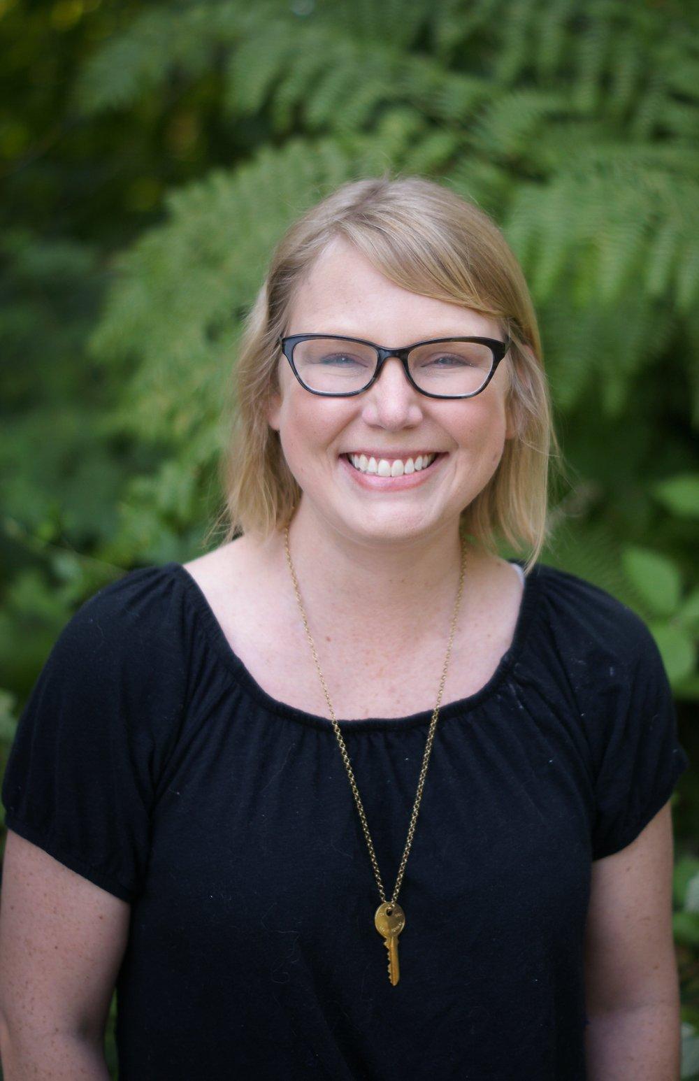 Erica Hamer    Associate House Manager
