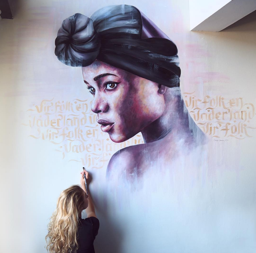 cheeky observer chulo creative mural art sydney