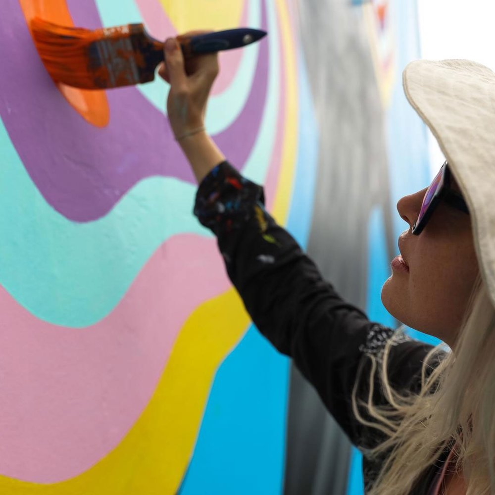 MURAL ARTISTS - A PORTFOLIO OF PAINTED WALLS