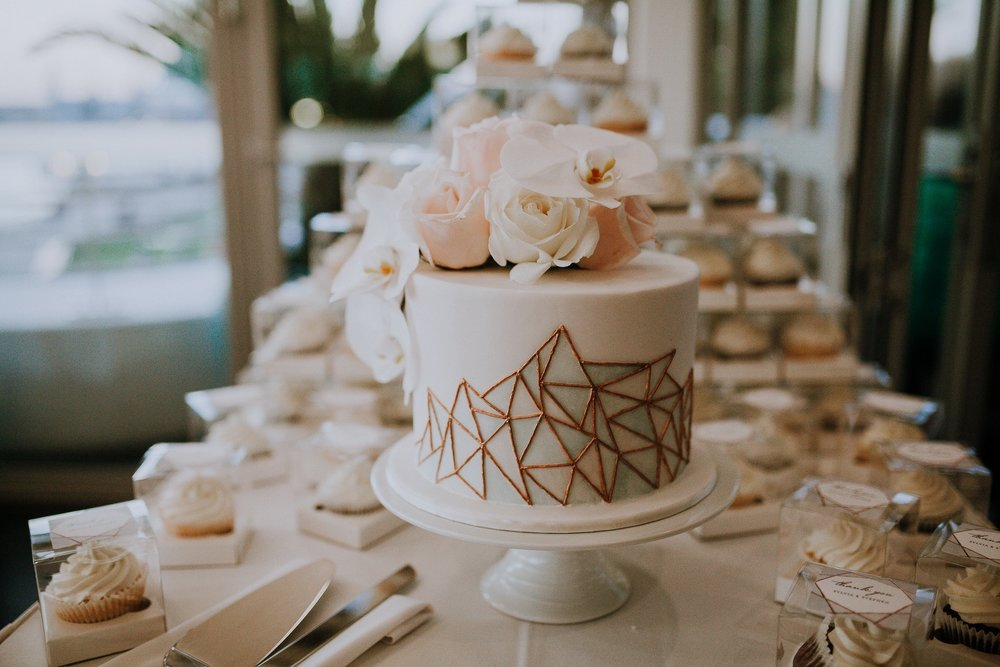 geo-wedding-cake-bathers-beach-house-sylvia