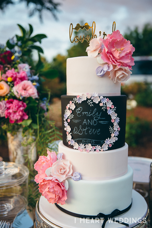 blackboard-cake-laurelville-manor-emily-and-steve
