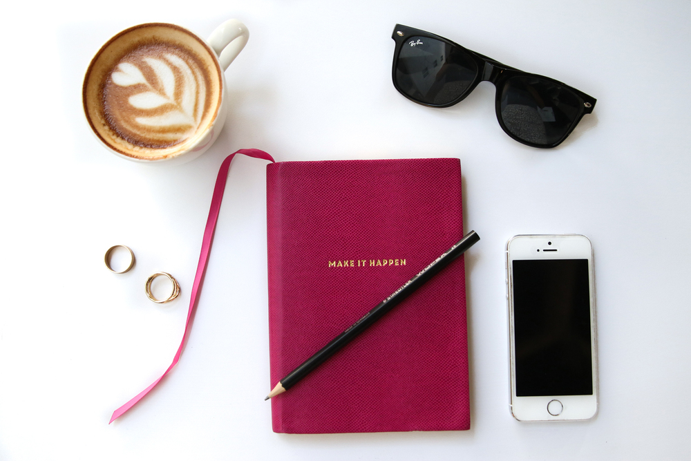 10 Free Stock Photos for Creative Entrepreneurs. No attribution required. Use as you please! Notebook, coffee and iPhone stock photo. Perfect for your blog or Instagram.