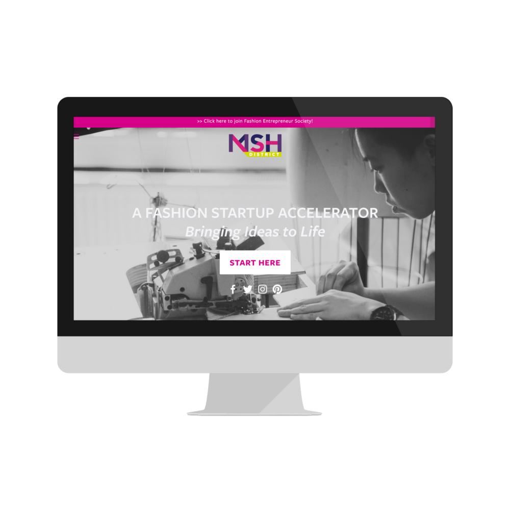 MSH District Custom Squarespace Website Design.png