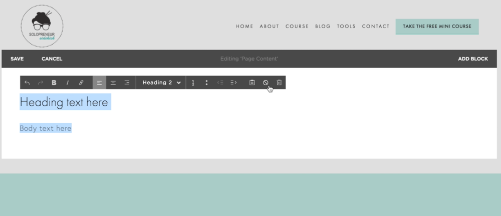 Clear Formatting Issues Squarespace.png