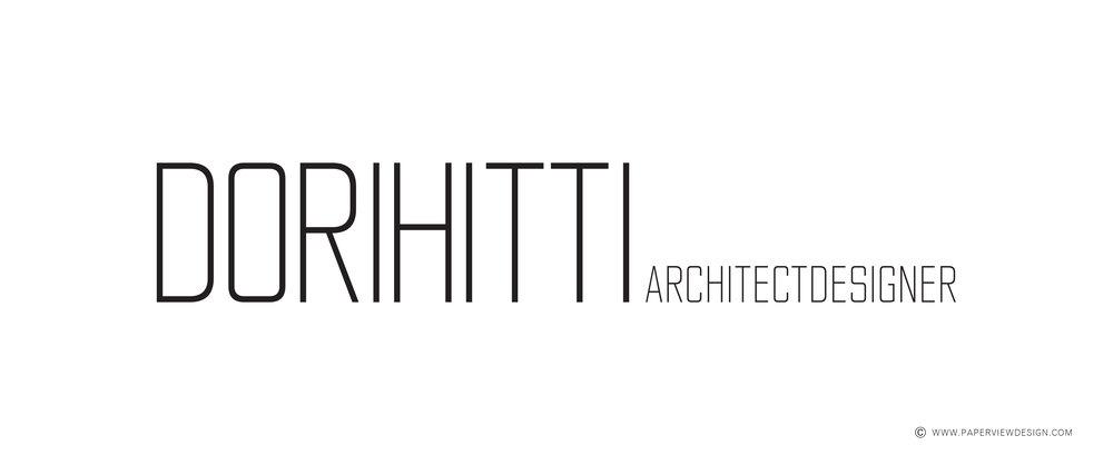 Dori Hitti Architect Designer Lebanon Logo