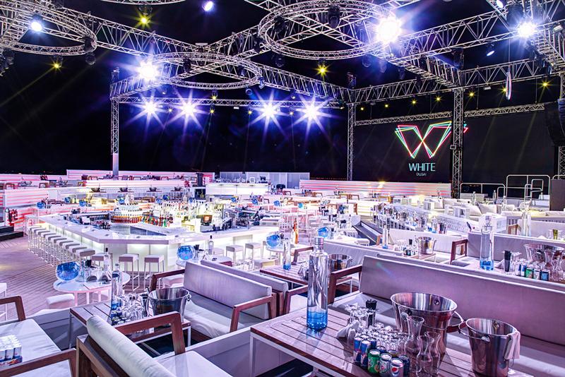 White Beirut Dubai Is Paperview Design Branding Agency