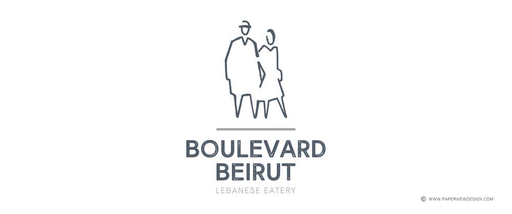Boulevard Beirut Restaurant Logo