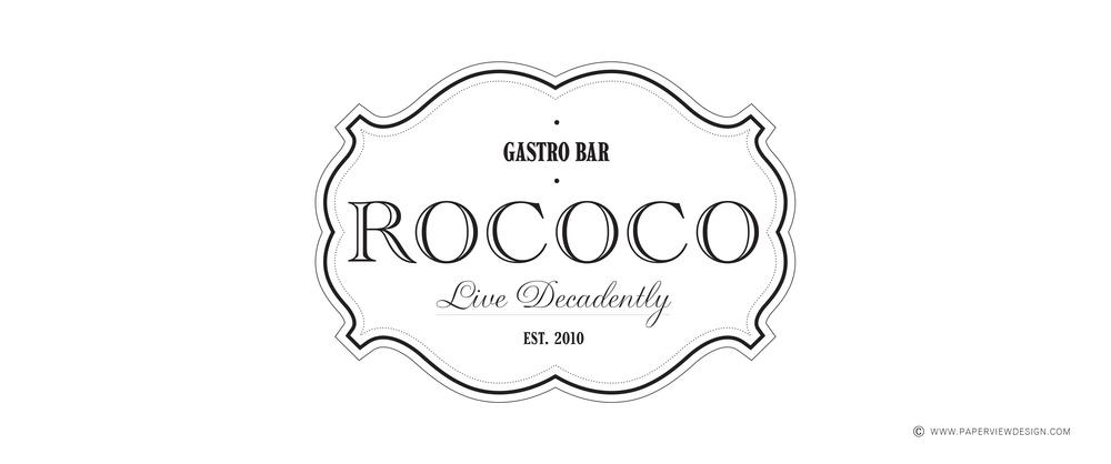 Rococo Gastro Bar Beirut Logo