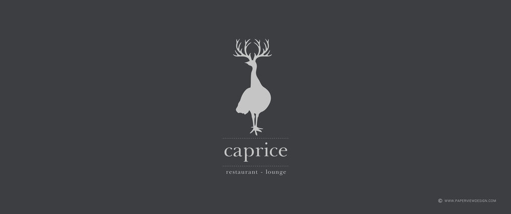 Caprice-Logo-Identity-Bar-NightClub-Restaurant-Lounge