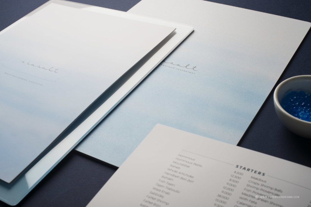 Seasalt Beirut Cover Menu