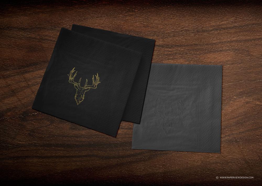 Makar-Restaurant-Identity-Napkins-Design-Branding