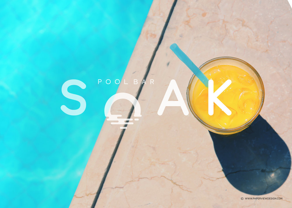 Soak-Pool-Restaurant-Bar-Identity-Logo-Branding