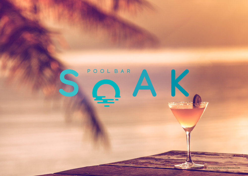 Soak-Restaurant-Bar-Logo-Branding-Identity-Pool
