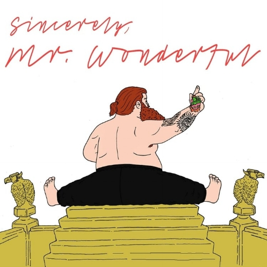 MR WONDERFUL: ACTION BRONSON