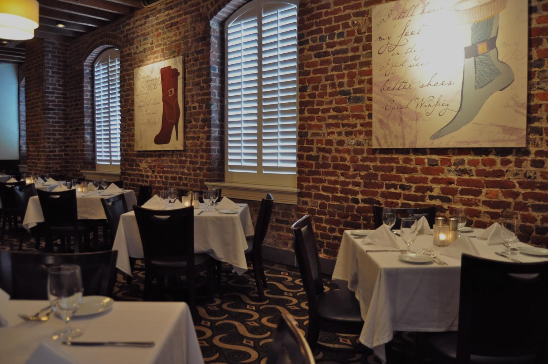 Private Room Menus — Shoemakers American Grille