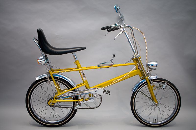 "Bonanza-Rad ""Royal Sport"", Hersteller: Alpina, 1970, Foto: Sarah Seefried, (c) SKD"