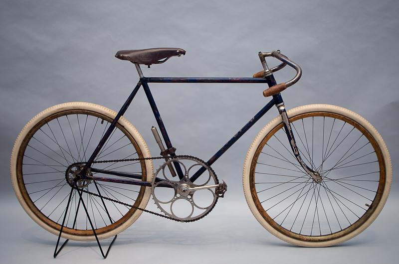 Halbrenner, Hersteller: Miami Cycle & MfG. Co., ca. 1901, Foto: Sarah Seefried, (c) SKD