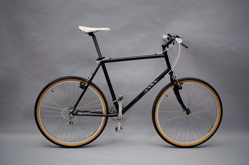 Moutainbike, Hersteller: Ibis, 1991, Foto: Sarah Seefried, (c) SKD