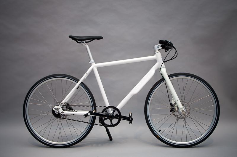 "Stadtrad ""NYC 8 Speed"", Design: KiBiSi, Hersteller: Biomega, 2015, Foto: Sarah Seefried, (c) SKD"