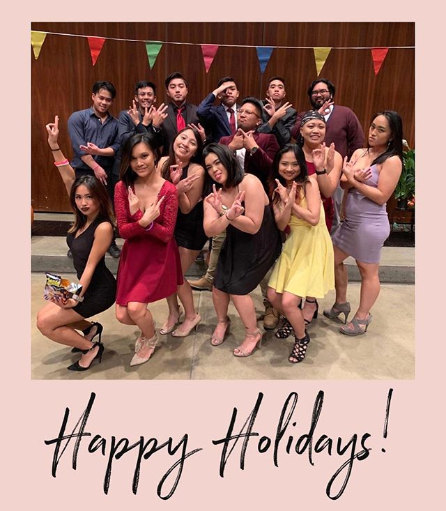 Happy Holidays to all our members in FIND, Inc., our followers, and everyone else 🥰 Wishing you a Merry Christmas! Stay blessed and we hope you're enjoying your winter break with your families and loved ones! ❤️