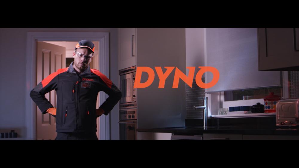 Suit Up Dyno