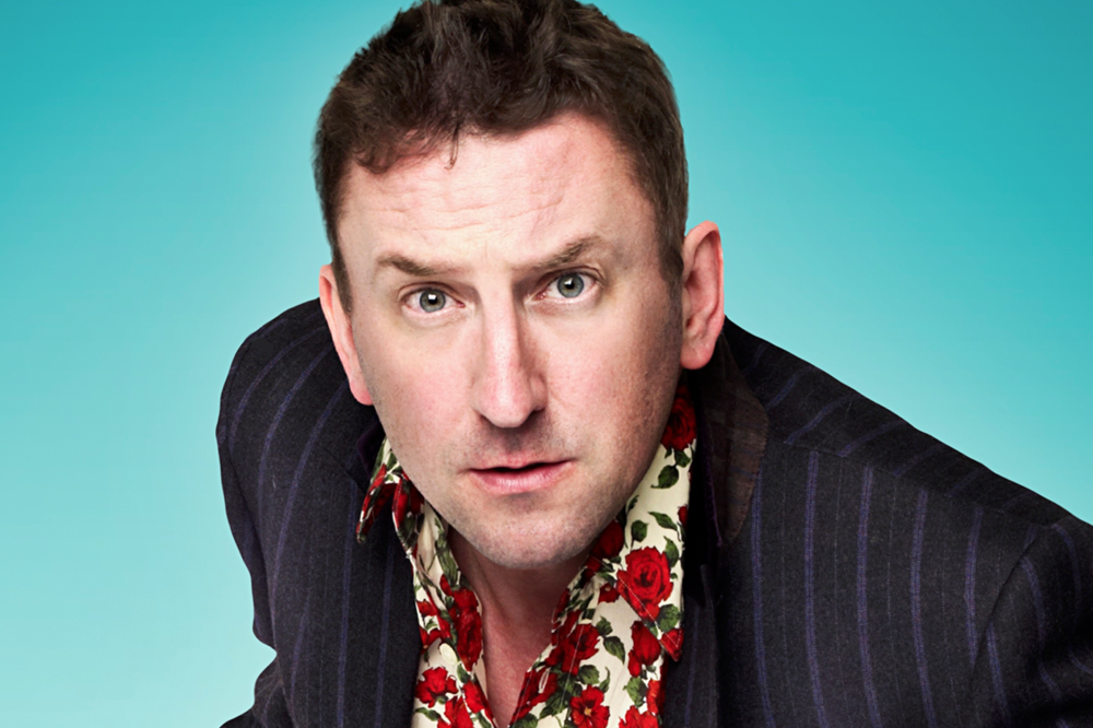 BBC   Lee Mack