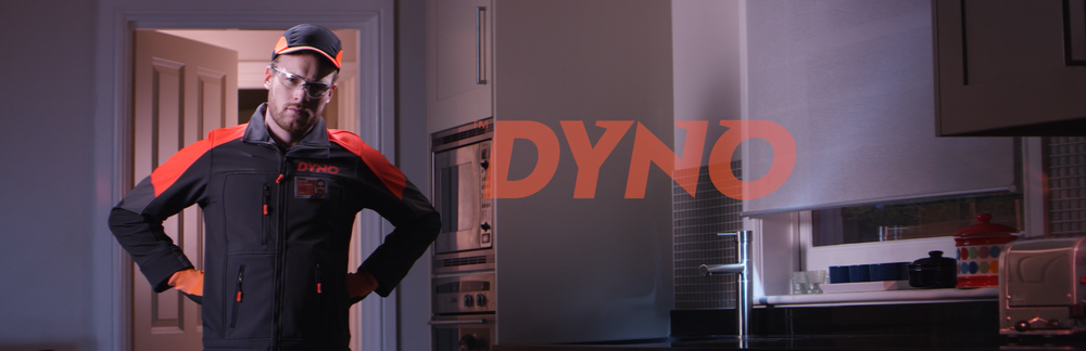 DYNO   Suit Up