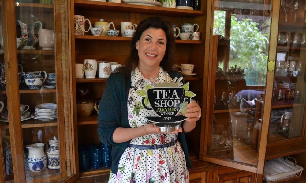 Clipper Teas - Kirstie Allsopp Facebook Live
