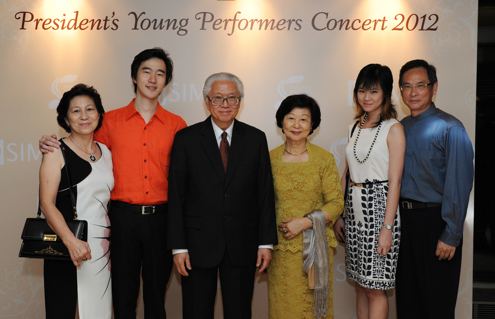 President's Young Performers Concert 2012