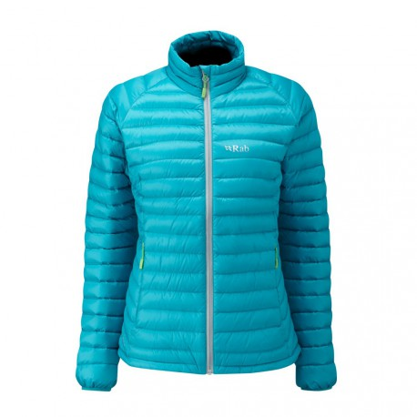 Rab microlight jacket women