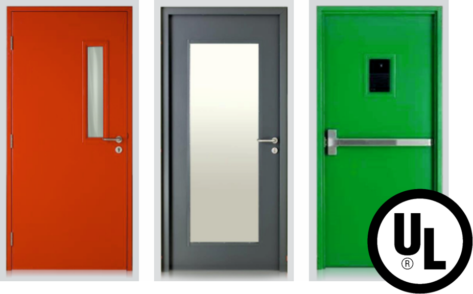 UL Fire Doors